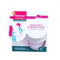Morisons Baby Dreams Washable Nursing Pads With Soft Cotton